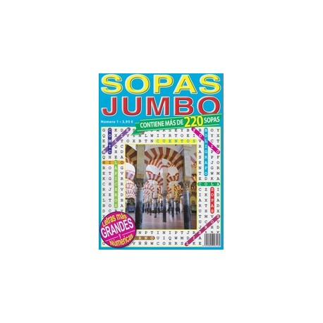 SOPAS SUPER ALBUM / JUMBO