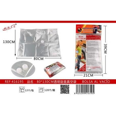 BOLSA VACIO 80X130CM 16195