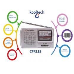 RADIO CPR118