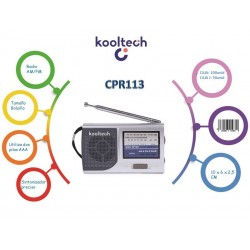 RADIO AM/FM CPR113