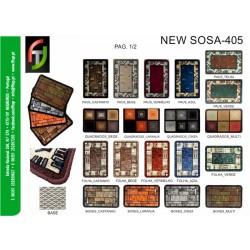 ALFOMBRA 40X60CM NEW SOSA 405