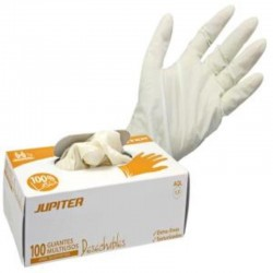 GUANTES JPTR 100UD LATEX T7 319989