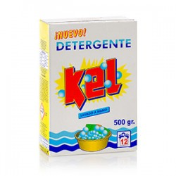 DETERGENTE KEL A MANO 500GR 215