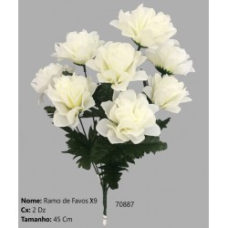 RAMO FLOR PANAL X9 70887