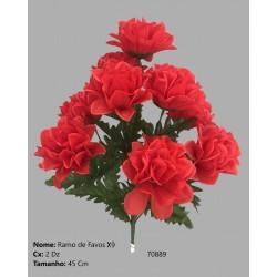RAMO FLOR PANAL X9 70889