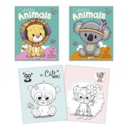 COL COLOREA ANIMALES CPC152