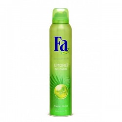 DEO FA SPRAY FRESH 200 ML.