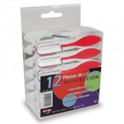 PINZAS PLA 12 UN BI-INYEC 1301