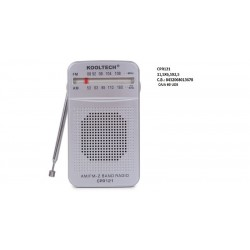 RADIO AM/FM CPR121